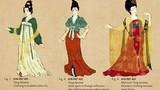 Trang phục thời nhà Đường: Quý tộc hở bạo, dân thường phải kín mít