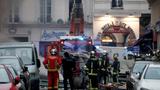 Cận cảnh hiện trường vụ nổ ở Paris, 20 người thương vong