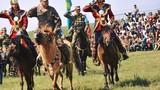 Ngỡ ngàng phần thi cực lạ của Army Games giữa thảo nguyên Mông Cổ