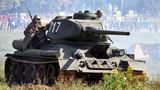 Dàn xe tăng Nga mua từ Lào được tân trang, mang ra trình diễn