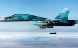 Nga oanh kích dữ dội, phá nát sào huyệt khủng bố IS ở Syria