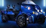 """Arcimoto Roadster - """"quái vật ba bánh"""" chạy điện 551 triệu đồng"""
