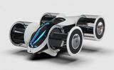 Cyclocar - xe bay điện chở được 6 người, tốc độ tối đa 250 km/h