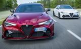 Siêu sedan Alfa Romeo Giulia GTA và GTAm bán ra từ 4,9 tỷ đồng