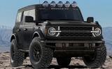 Ford Bronco RTR - SUV độc nhất hành tinh hơn 23 tỷ đồng