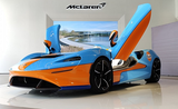 """McLaren Elva chính hãng """"độc nhất vô nhị"""" ra mắt đại gia Campuchia"""