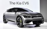 Xe ôtô điện chính hãng KIA EV6 sắp đến tay khách Việt có gì?