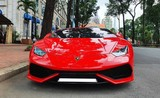 """""""Soi"""" Lamborghini Huracan LP610-4 hơn 15 tỷ của chồng ca sĩ Di Băng"""