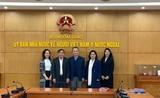 Lãnh đạo Liên hiệp Hội Việt Nam làm việc với UB Nhà nước về người Việt Nam ở nước ngoài