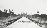 Loạt ảnh cực hiếm về Angkor Wat một thế kỷ trước.