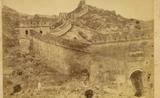 Cảnh tượng bất ngờ ở Vạn Lý Trường Thành một thế kỷ trước
