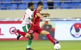 """Bài thơ """"Phúc lộc tổ tiên"""" trước giờ trận đấu giữa Việt Nam - UAE"""