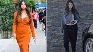 Selena Gomez sồ sề vòng 1, vòng 2 to như mang bầu