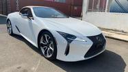 """Lexus LC 500 Convertible """"cập bến"""" Việt Nam, không dưới 10 tỷ đồng"""