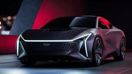 """Soi"" xe sang Vision Starburst mới của Geely Design Shanghai"