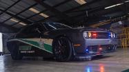 """Dodge Challenger SRT Hellcat của trùm ma túy """"tái sinh"""" xe cảnh sát"""