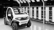 """Eli Zero - xe ôtô điện tí hon """"sang chảnh"""" chỉ từ 293 triệu đồng"""