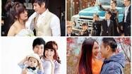 Hôn nhân của Lý Hải bên vợ đẹp kém 17 tuổi và 4 con