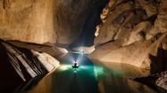 Ngỡ ngàng cảnh tiên trong hang động lớn nhất thế giới ở Việt Nam