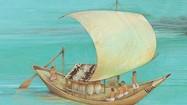 Kỳ thú sự phát triển của tàu thuyền trong lịch sử