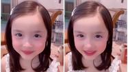 """Qua clip ngắn, con gái mỹ nhân đẹp nhất Philippines """"gây bão mạng"""""""