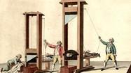 Sự thật rợn người về lịch sử hình thành của máy chém
