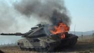 Truyền thông Nga: Tên lửa Fagot và Kornet nghiền nát xe tăng Israel