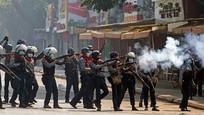Ngày đẫm máu nhất từ khi binh biến ở Myanmar nổ ra