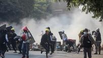 Lại thêm 6 người biểu tình Myanmar thiệt mạng