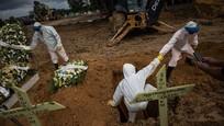 """Đột biến đáng sợ của biến chủng mới khiến Brazil """"thất thủ"""""""