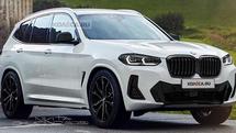 Chiếc BMW X3 2022 này sẽ khiến Mercedes-Benz GLC phải dè chừng