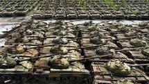 Dàn xe tăng gần 50 năm tuổi có thể giúp Ukraine lấy lại Donbass?