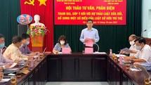 Hà Giang: Góp ý dự thảo Luật sửa đổi, bổ sung một số điều của Luật SHTT