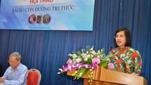 Vì sao nói Nhà xuất bản Tri thức là NXB của đội ngũ trí thức Việt Nam?