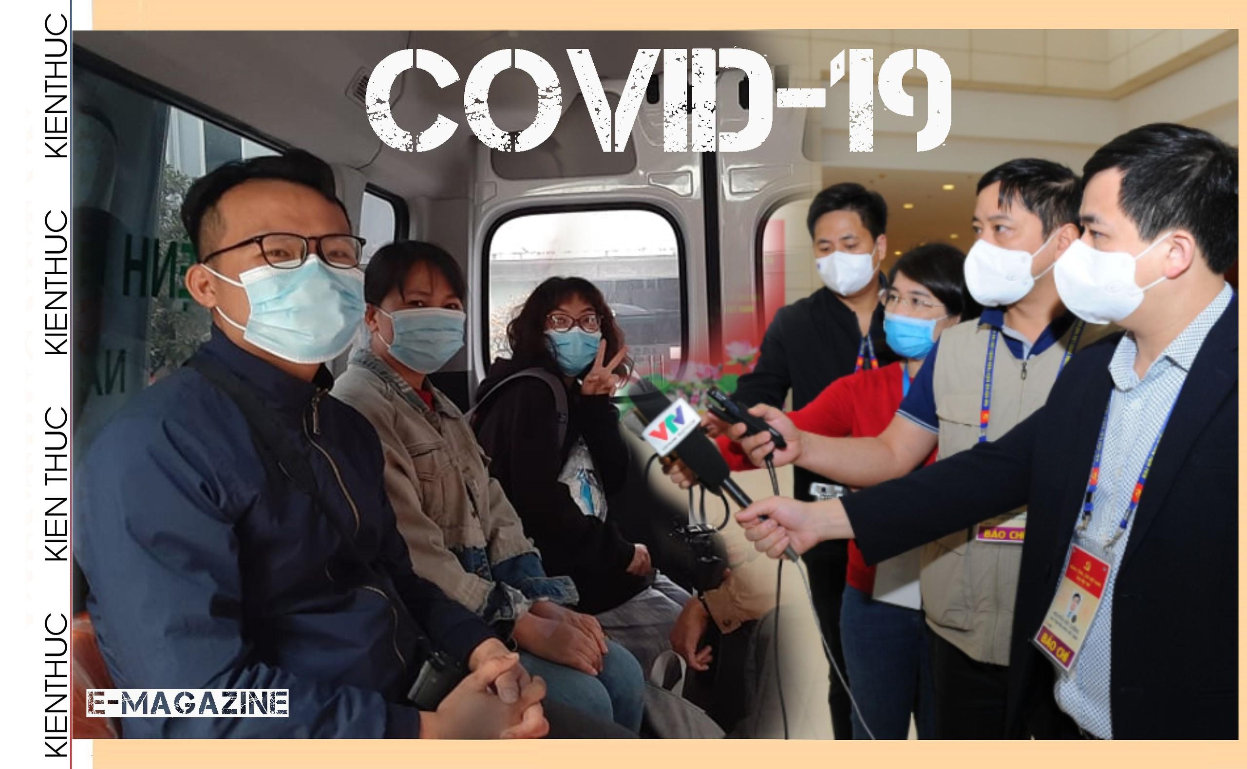"""[e-Magazine] Những """"chiến sĩ thông tin"""" đón Tết trong tâm dịch COVID-19 ở Hải Dương"""