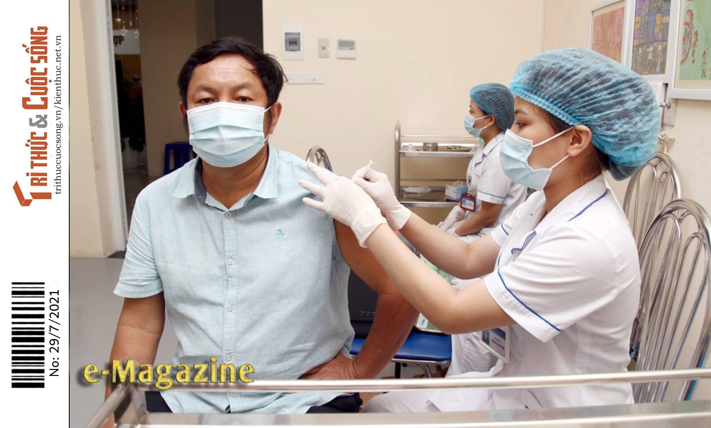 e-Magazine: Chích ngừa chậm… sao không để bệnh viện tư đạt chuẩn tiêm vắc xin COVID-19?