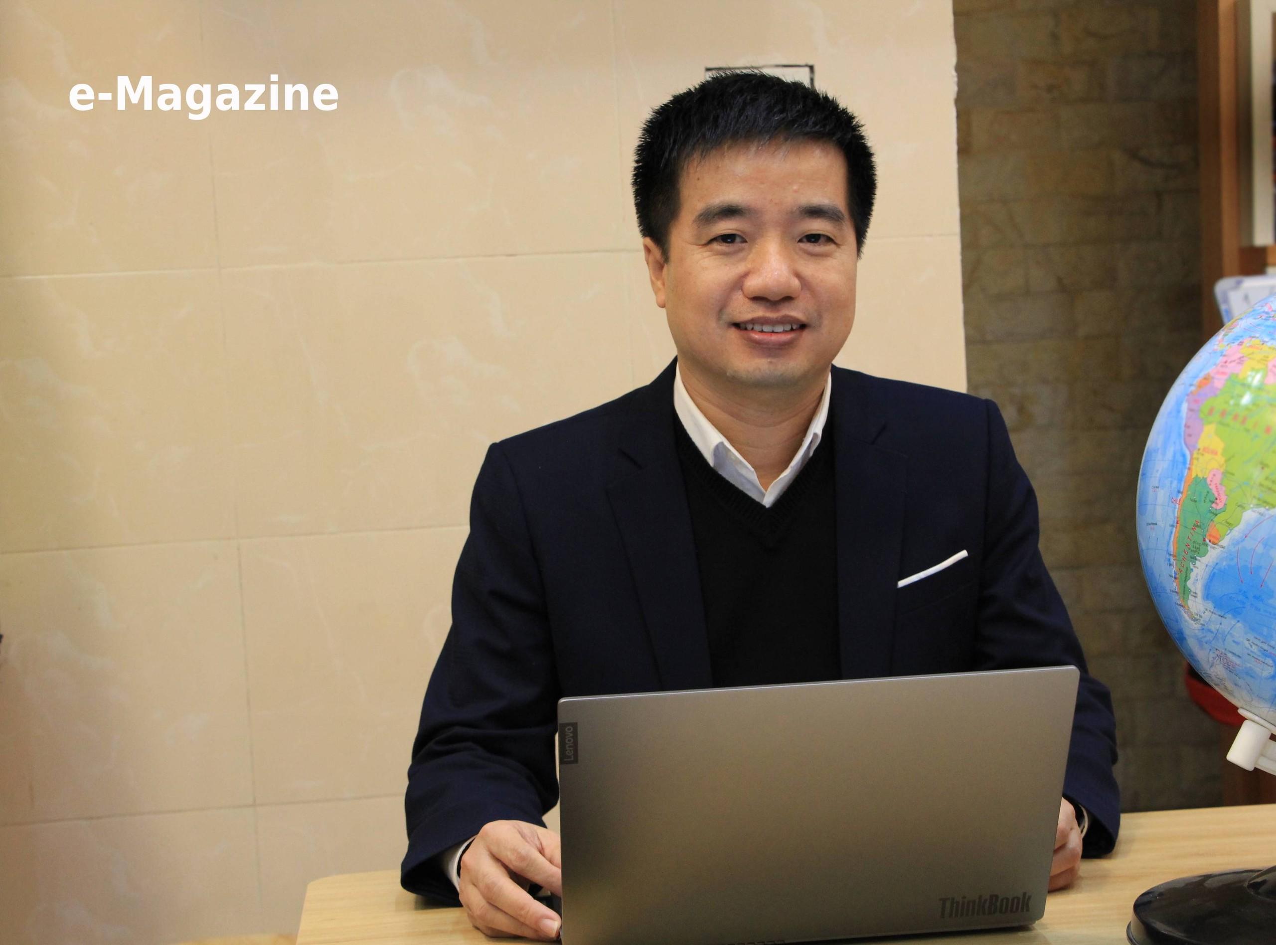 [e-Magazine] Thạc sĩ Nguyễn Quyết Chiến - Tổng Thư ký VUSTA: Vinh dự nhưng... trách nhiệm nặng nề