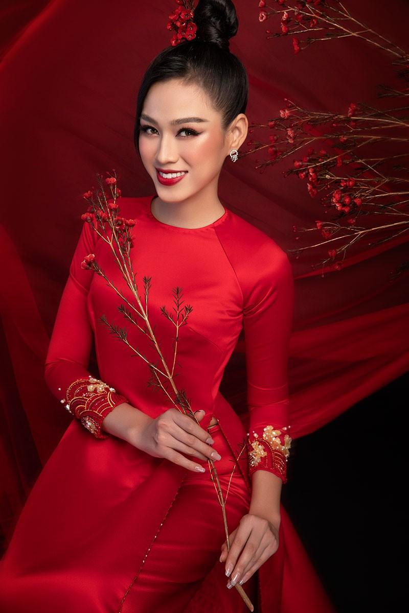 e-Magazine: Hoa hau Do Thi Ha: Tet la de… o ben gia dinh-Hinh-3