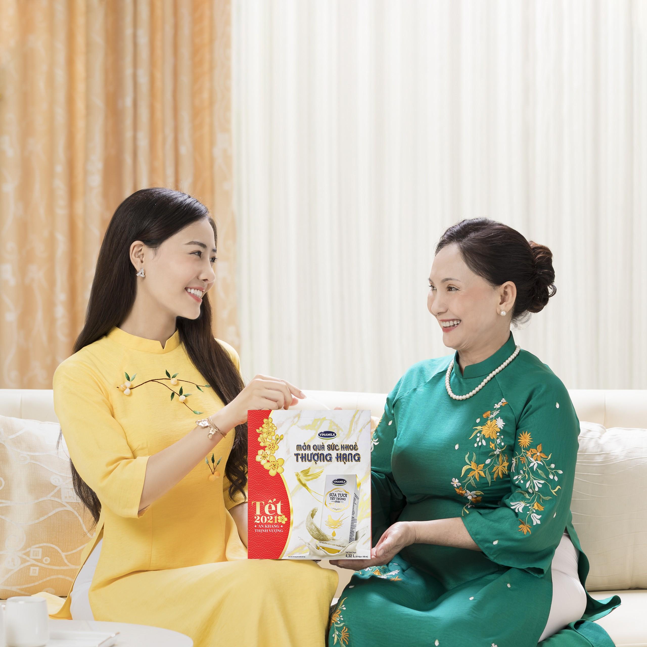 Tet Tan Suu: Vinamilk gioi thieu sua tuoi chua to yen phien ban dac biet-Hinh-2