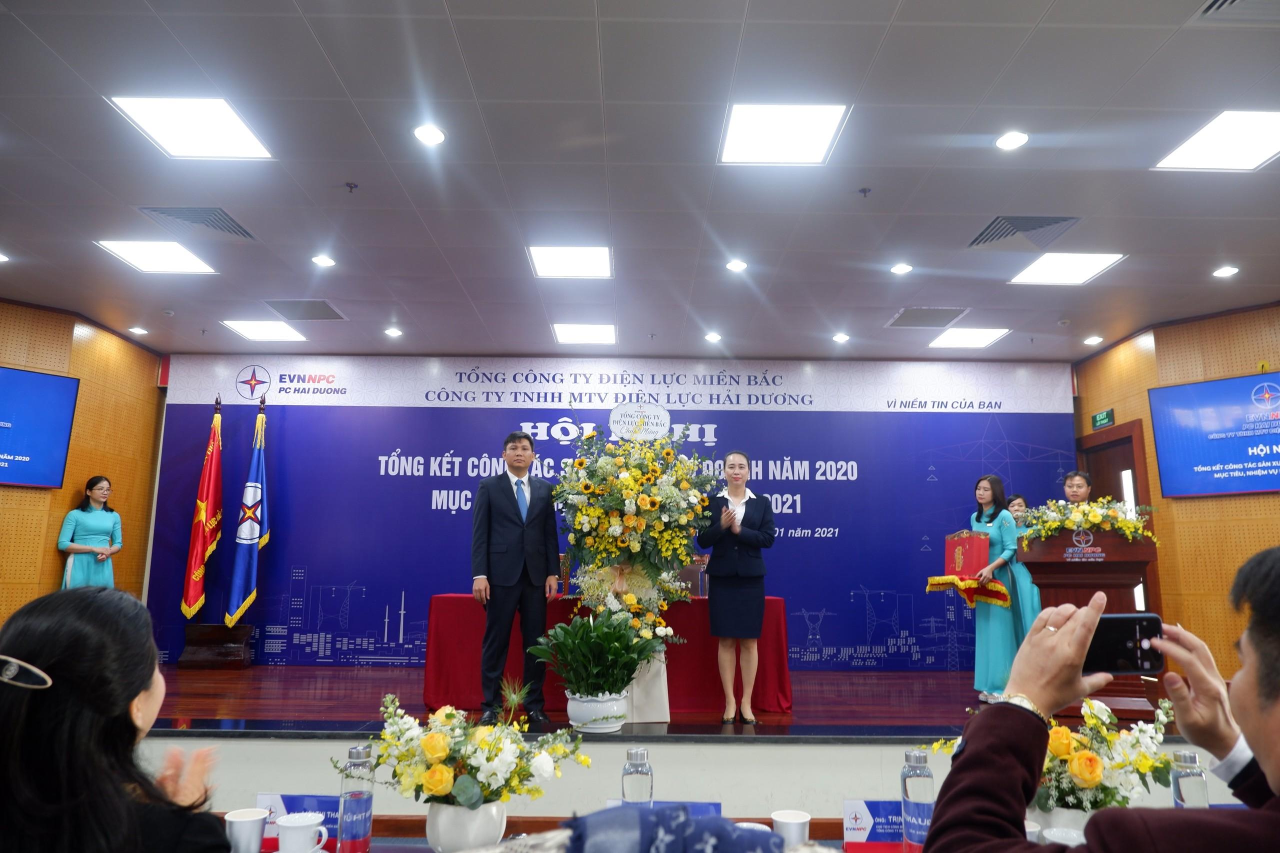 PC Hai Duong dot pha trong cac chi tieu SXKD nam 2020