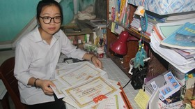 Nữ sinh mồ côi định bỏ ĐH Y Hà Nội được giúp đỡ hơn 260 triệu