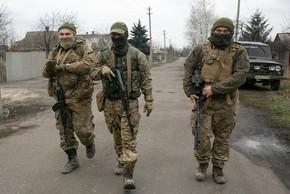 Ảnh mới nhất trên chiến trường miền Đông Ukraine