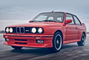 BMW E30 M3 Cecotto - xe thể thao quý hiếm trong lịch sử BMW