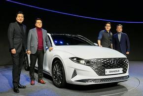 Chi tiết Hyundai Grandeur 2021 hạng sang mới, từ 649 triệu đồng