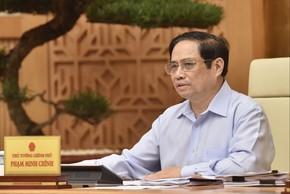 Công điện của Thủ tướng chủ động ứng phó mưa lũ khu vực Trung Bộ