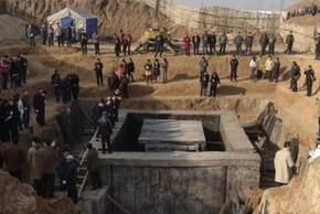 """Mộ cổ hoàng gia được tìm thấy hơn 10 năm nhưng không 1 ai dám """"đụng"""""""