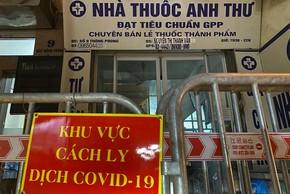 Hà Nội: Một nhà thuốc và 150 người bị cách ly do liên quan tới 2 ca F0