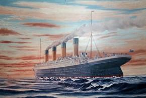 """Trọng lượng """"khủng"""", tàu Titanic huyền thoại chìm nhanh hơn?"""