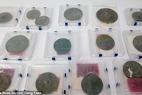 Bí mật hơn 80 gương đồng thời nhà Tây Hán mới phát hiện