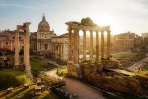 """Lộ """"bảo bối"""" giúp kiến trúc đế chế La Mã trường tồn thời gian"""
